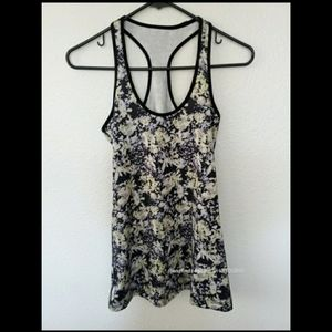 Lululemon Pristine Athletic Racerback Tank Top